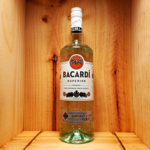 Bacardi Superior (750ml / 1L / 1.75L)