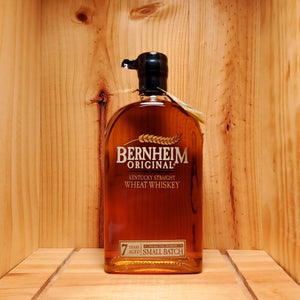 Bernheim Original Wheat Whiskey 750ml