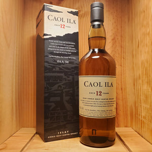 Caol Ila 12 year 750ml
