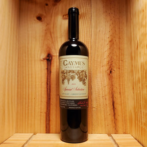 Caymus Vineyards Special Selection 2013 - California, United States - Cabernet Sauvignon 750ml