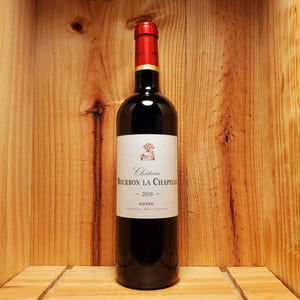 Chateau Bourbon La Chapelle - Bordeaux, France - Blend 750ml