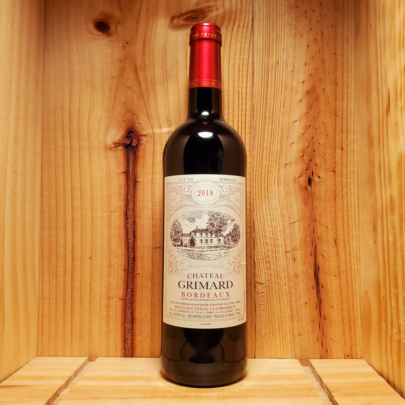 Chateau Grimard - Bordeaux, France - Bordeaux Blend 750ml