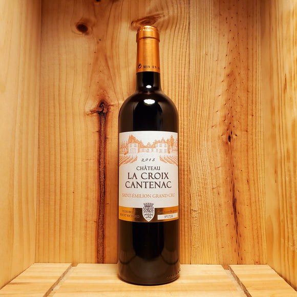 Chateau La Croix Cantenac - St Emilion, France - Blend 750ml