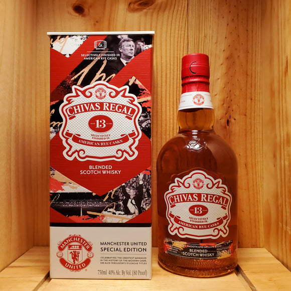 Chivas Regal 13 year 750ml