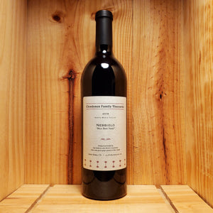 Clendenen Family Vineyard Bricco Buon Natale - California, United States - Nebbiolo 750ml