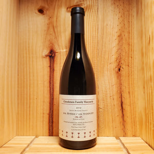 Clendenen Family Vineyard Syrah Viognier - California, USA - Blend 750ml