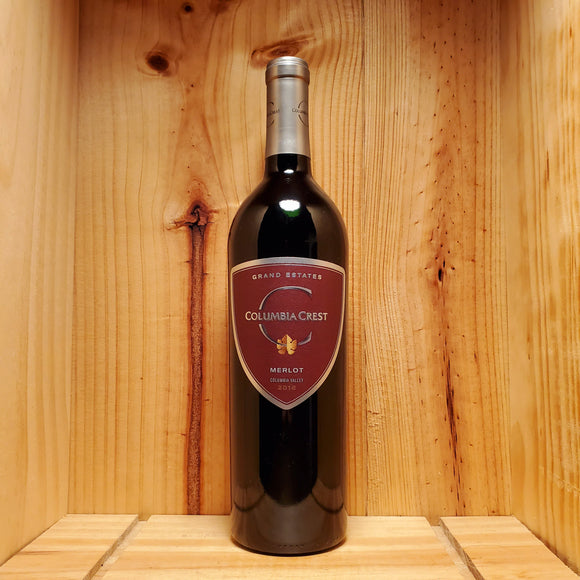 Columbia Crest - Washington, United States -  Merlot 750ml