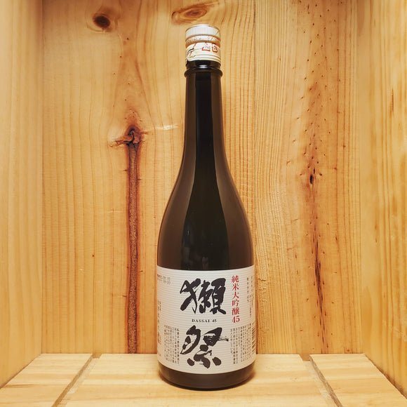 Dassai 45 Junmai Daiginjo - Japan 720ml