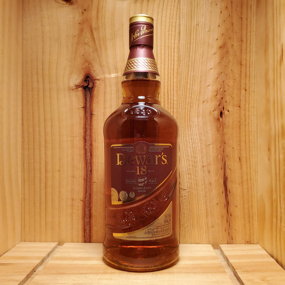 Dewar's 18 year 750ml