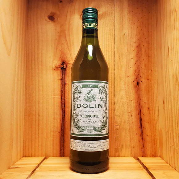 Dolin Dry Vermouth - France 750ml