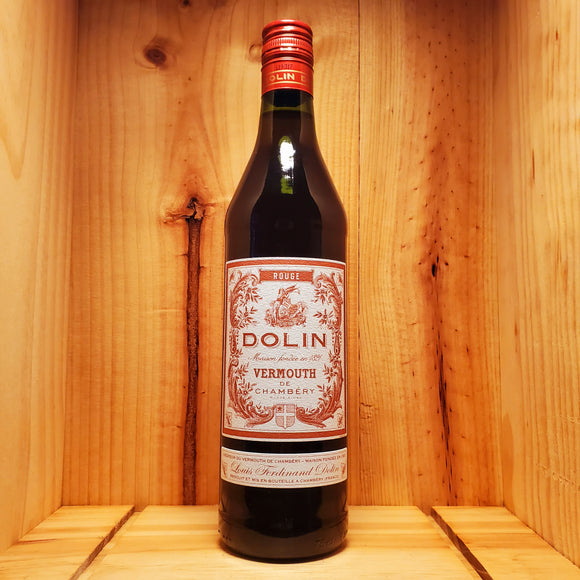 Dolin Vermouth Rouge - France 750ml