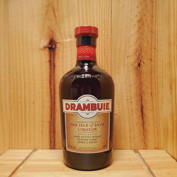 Drambuie The Isle of Skye Scotch Liqueur 750ml