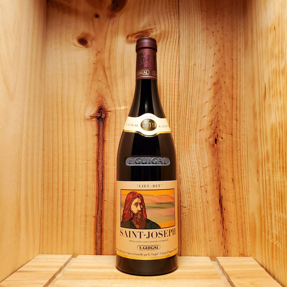 E. Guigal Lieu Dit Saint-Joseph 2015 - Rhone, France - Syrah 750ml