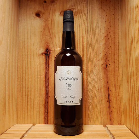 Emilio Hidalgo Fino Sherry - Spain 750ml
