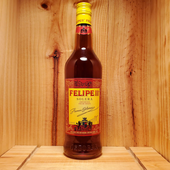 Felipe II Brandy 750ml