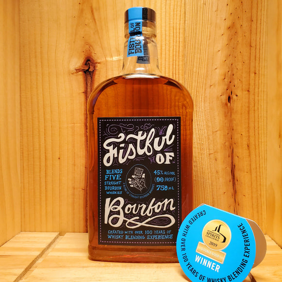 Fistful of Bourbon 750ml