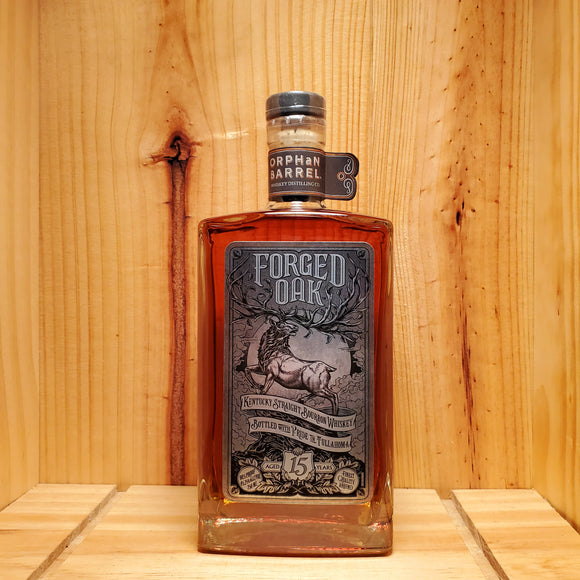 Forged Oak Bourbon 15 year