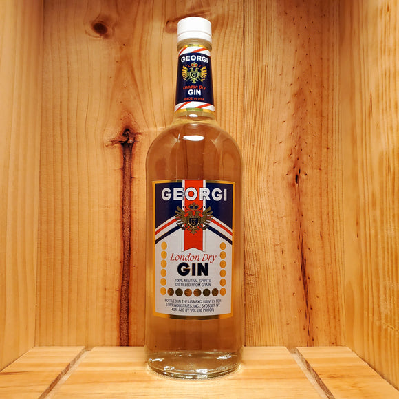 Georgi Gin London Dry 1L
