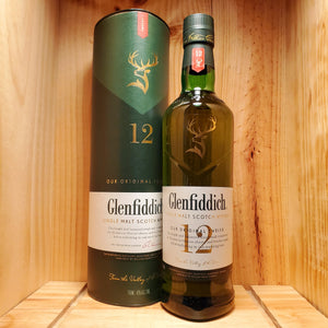 Glenfiddich 12 year 750ml
