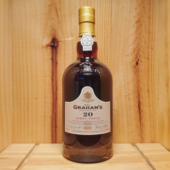 Graham's Port Tawny 20 year - Portugal 750ml