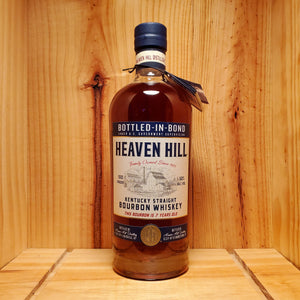 Heaven Hill Bottled-in-Bond Bourbon 7 year old 750ml