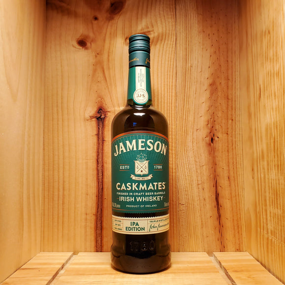 Jameson Caskmates IPA 750ml