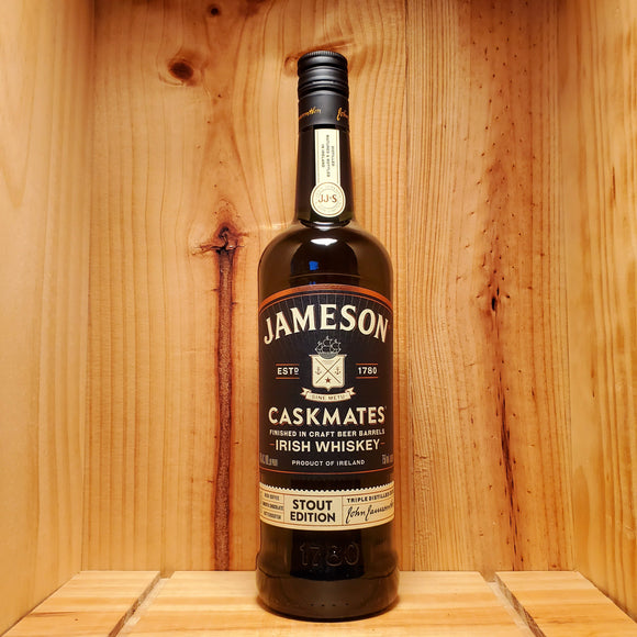 Jameson Caskmates Stout 750ml