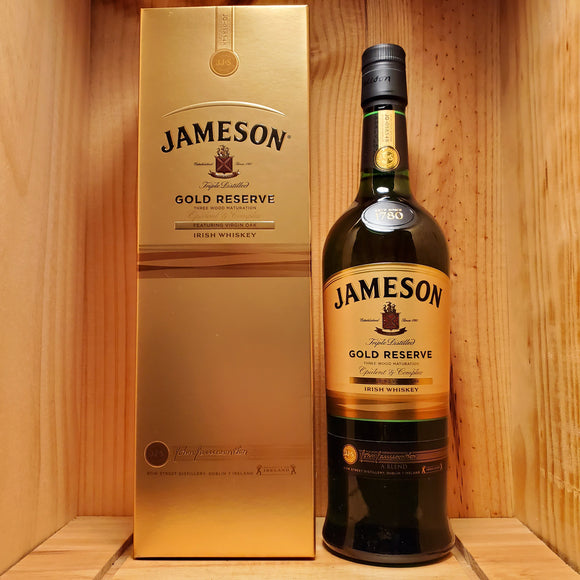 Jameson Gold Reserve 750ml
