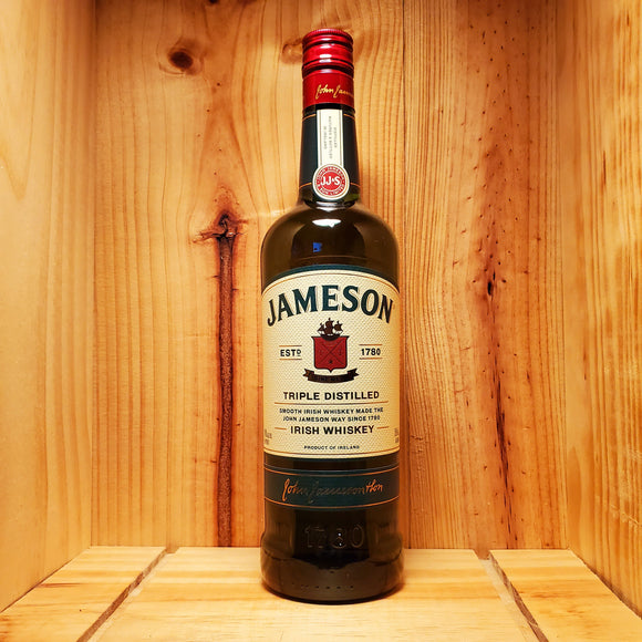 Jameson Irish Whiskey (750ml / 1L / 1.75L)