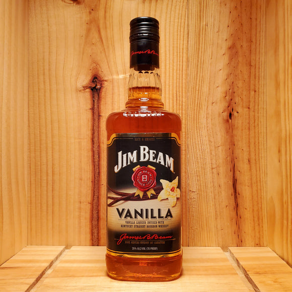 Jim Beam Bourbon Vanilla 1L
