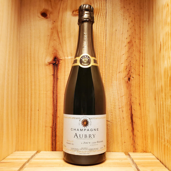 L. Aubry Fils Brut - Champagne, France - Blend 750ml