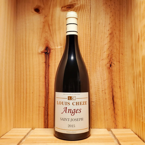 Louis Cheze Saint-Joseph Anges 2015 - Rhone, France - Syrah 750ml