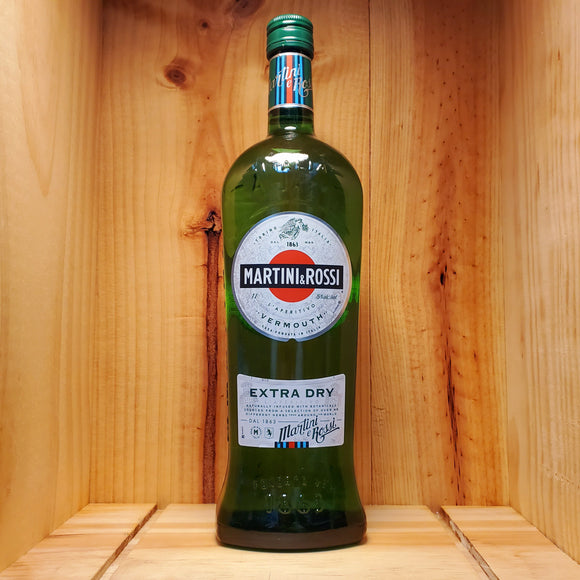 Martini & Rossi Dry Vermouth - Italy 1L