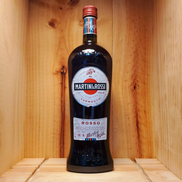 Martini & Rossi Sweet Vermouth - Italy 1L