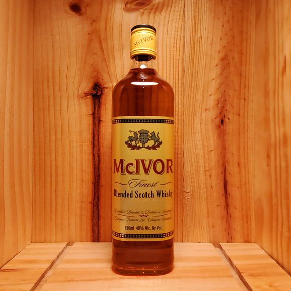 Mcivor Blended Scotch 750ml