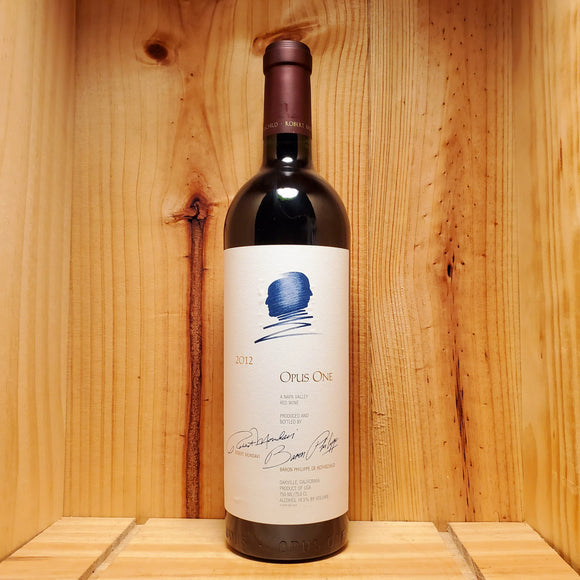 Opus One 2012 - California, United States - Blend 750ml