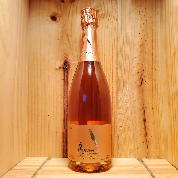 Poema Cava Brut Rose 750ml