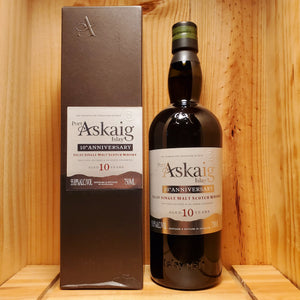 Port Askaig 10 year 10th Anniversary 750ml