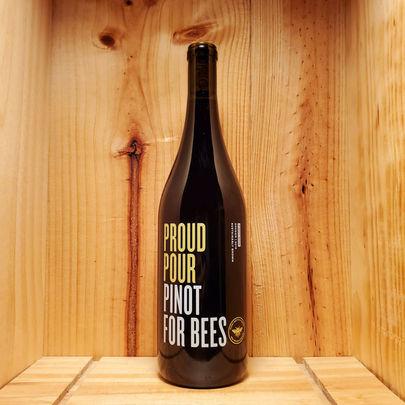Proud Pour Save the bees 2018 - Oregon, United States - Pinot Noir 750ml