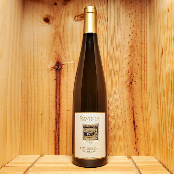 Ravines Dry Riesling - New York, United States - Riesling 750ml