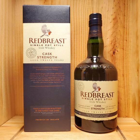 Redbreast Cask Strength 12 year 750ml