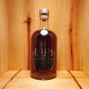 Ron Viejo de Caldas 8 year 750ml