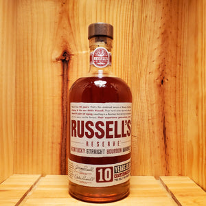 Russells Reserve 10 year old