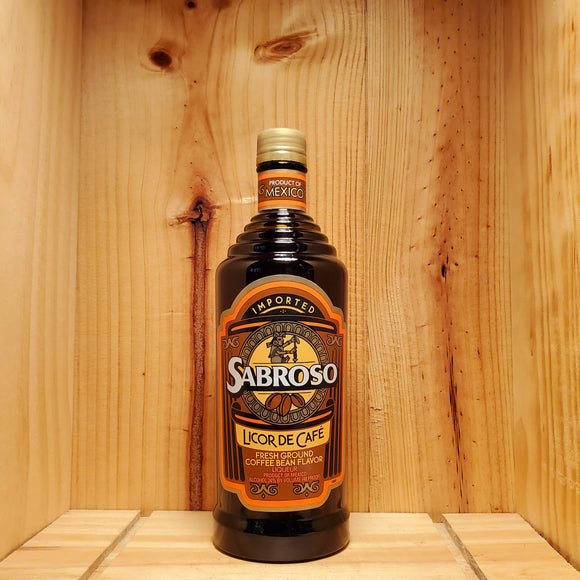 Sabrosa Coffee Liqueur (750ml / 1L)