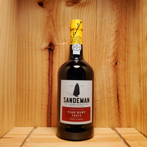 Sandeman Fine Ruby Port - Portugal 750ml
