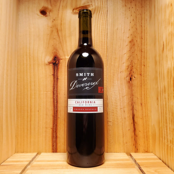 Smith Devereux Red Blend - California, USA - Blend 750ml