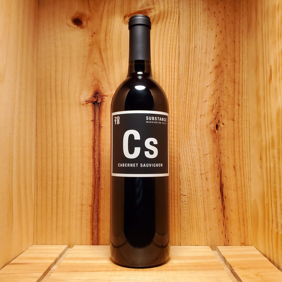 Substance CS - Washington, United States - Cabernet Sauvignon 750ml