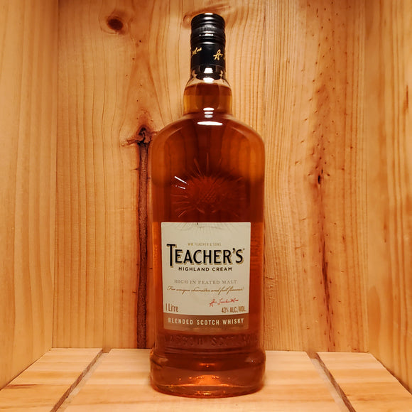 Teacher's Scotch (1L / 1.75L)