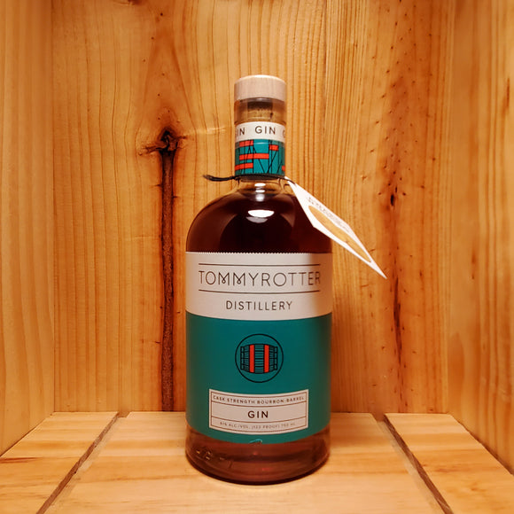 Tommyrotter Barrel Aged Gin 750ml