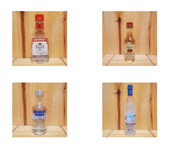 Vodka 200ml (4 Items)
